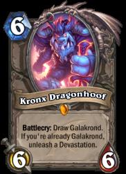 Kronx Dragonhoof