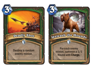 Hunter spells